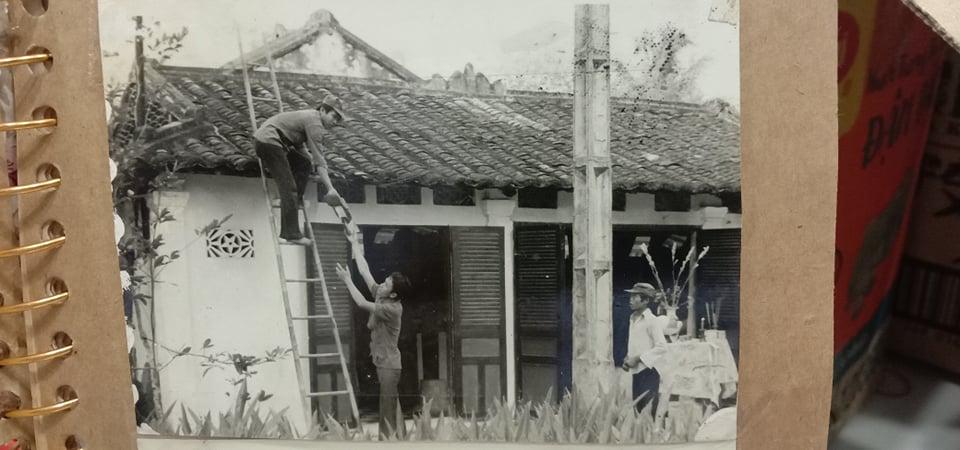 ngôi chùa pháp võ đầu tiên